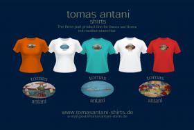 tomas antani Shirts mit mediterranem Flair