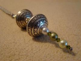 Foto 2 trendige, lange, einzel anfertigte Halsketten zu günstigen Preisen