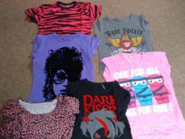 Foto 2 tshirts