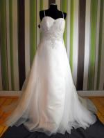 ungetragenes Brautkleid / Hochzeitskleid in der Gr��e 38