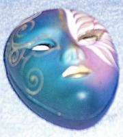 Foto 4 venezianische maskenschatulle