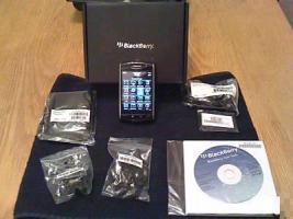 Foto 2 verkaufe gebr.RIM BlackBerry Storm9500 230, -€ VP (n.Garantie, OVP, ZB)