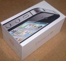 verkaufe iPhone 4s, 16GB, schwarz, simlockfrei, original verpackt, NEU!