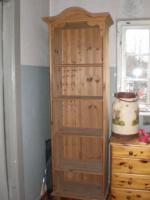 Foto 4 verkaufe vitrienen 2 stück , 1 bücherregal, wohnzimmertisch