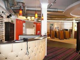 verschiedene gewerbliche Räume (Büros, Ausstellungsfläche, Restaurant) in zentraler Lage in bevorzugtem Skigebiet von Bischofswiesen zu vermieten