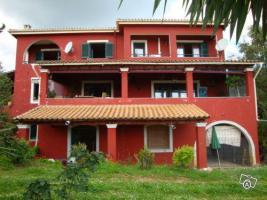 Foto 2 villa/panorama meerblick griechenland/corfu zu verkaufen