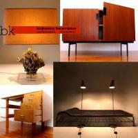 vintage designer mobel, leuchte, art und dekoration