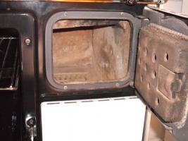 Foto 5 wamsler 176a dauerbrandherd,2j.alt,2st.holz, ca.500kg brikett
