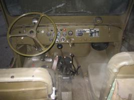 Foto 3 willys jeep cj3b in sehr guten zustand