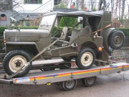 Foto 6 willys jeep cj3b in sehr guten zustand