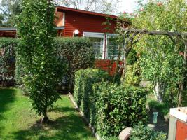 winterfester Gartenbungalow 40qm mit Bestandsschutz