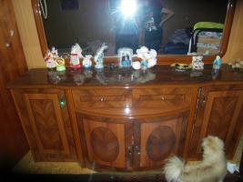 Foto 3 wohnwand mit fernsehkomode und Seilbord