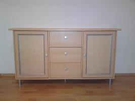 Foto 6 wohnwand und  eins Sideboard