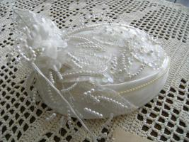 Foto 3 wunderschöner weißer Kopfschmuck Hochzeit