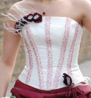 Foto 2 *wundersch�nes Braut-/Ballkleid von Miss Paris*
