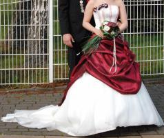 Foto 3 *wundersch�nes Braut-/Ballkleid von Miss Paris*
