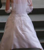 Foto 2 wunderschönes Brautkleid Miss Kelly Gr. 34