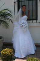 Foto 4 wunderschönes Hochzeitskleid