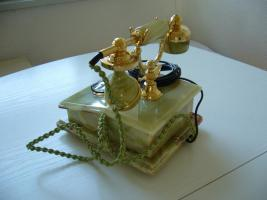 Foto 3 wunderschönes nostalgisches wählscheibentelefon