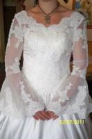 Foto 3 wunderschönes ungetragenes Brautkleid