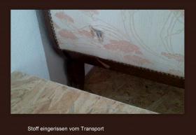 Foto 3 wunderschönes  altes Sofa  in Schweinfurt