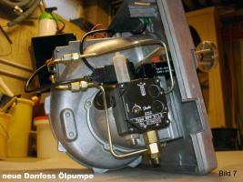 Foto 4 zu verkaufen Weishaupt wl 10 Ölbrenner Wl10 A Ausführung H 1994