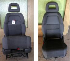 zusätzlicher Autositz und Kindersitz für Ford Galaxy