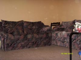 Foto 2 zwei Couchs (Sofas)