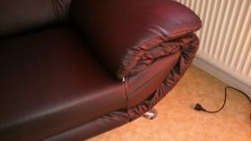 Foto 6 zweier couch mit sessel