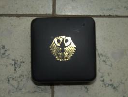 (07.07.19) Anstecknadel ''Dresden'' (DDR)