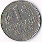 1 DM Bundesrepublik Deutschland '' 1956 F '' ! ! !