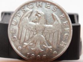 Foto 2 1 Reichsmark 1925 d