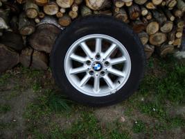 1 Satz Alufelgen 3er BMW