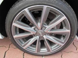 1 Satz ''Audi'' Sommerräder für A1