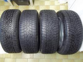 Foto 8 1 Satz Winterräder SLK R170 und R171 Mercedes Benz 7 Speichen Leichtschmiedefelgen 16 Zoll ( 7 x 16 ET 34 mm )