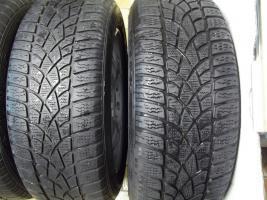 Foto 9 1 Satz Winterräder SLK R170 und R171 Mercedes Benz 7 Speichen Leichtschmiedefelgen 16 Zoll ( 7 x 16 ET 34 mm )