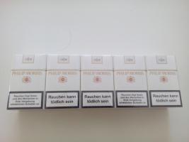 1 Stange Philip Morris Zigaretten Original in Deutschland gekauft