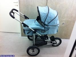 Foto 4 1 kinderwagen & 1 kinderwagen + 1 chicco autositz gratis dazu