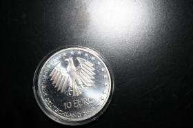 10 EUR Silbermünze 2009 in ST nur 20 EUR