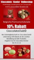Foto 2 10% Rabatt CioccolatoClub© im Cioccolato-Kontor Belgische Premiumschokolade