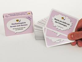 Foto 3 100 Spielkarten, Hochzeitsspiel, Gäste lernen sich kennen, Selfie-Foto-Aufgaben