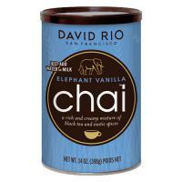 (100 g = € 21,85) David Rio Elephant Vanilla Chai 389 g