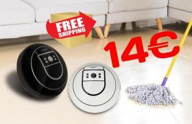 ❌ Smart Vacuum Cleaner Sweeping Robot nur 14€ frei Haus