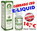 ❤️ Cannabis CBD Vape E-Liquid Top-Dauer-Tiefpreis nur 14,96€ ‼️