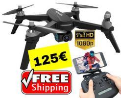 ❤️ JJPRO X5 EPIK 1080P Full HD RC Drone Quadcopter 125€ frei Haus