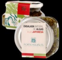 (100g=4,94€) Porto Muinos Algen-Salat ''japanisch'' 180 g