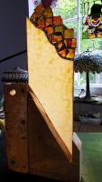 Foto 7 1010 Wien - TIFFANY LAMPEN REPARATUR Essen Düsseldorf Duisburg Linz Wien NRW & Glaskunst Galerie Mülheim & Eine schöne Einrahmung für ihren Garten mit GLAsKUNsT aus Mülheim an der Ruhr.
