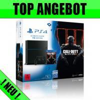 ➤Bundle Sony Playstation 4 CoD Black Ops 3 ➤Nur 1 Euro* mit Vertrag!
