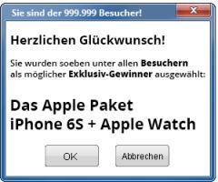 ➥GEWINNSPIEL! ➥Apple-Paket inklusive iPhone 6 S zu #GEWINNEN