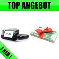 ➦Nintendo Wii U 32GB + Auszahlung - Handyvertrag - Nur 4,95 Euro * / Mt.